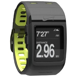 Nike+ Watch GPS Powered by TomTom