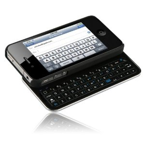 iPhone Sliding Keyboard