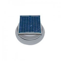 Solar Attic Fan